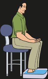 Kun meditaatiossa mieli lepää, stressi väistyy.